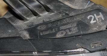 Фара правая Subaru XV G33 G43 Impreza G13 G23 84001FJ100