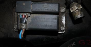 Корпус отопителя Chevrolet Lacetti Audi A6 4A0820511A