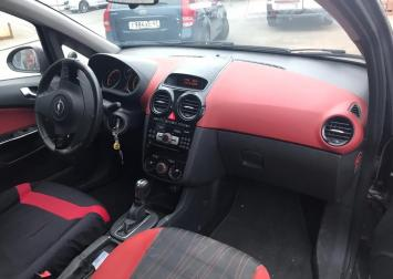 Opel corsa D 2007 1.4 АКПП