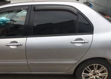 Дверь задняя левая Mitsubishi Lancer 9
