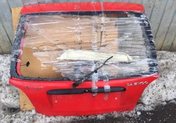 Дверь багажника daewoo matiz 96563471