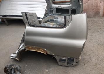 Крыло заднее левое Suzuki Grand Vitara XL7