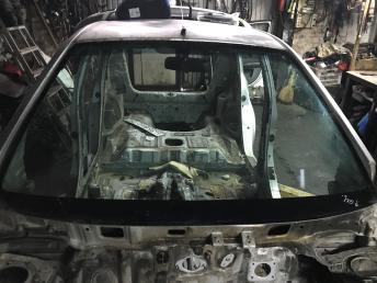 Лобовое стекло Hyundai Getz