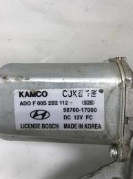 Моторчик стеклоочистителя задний Hyundai Matrix 98700-17000