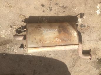 Глушитель задняя часть Chevrolet Epica   96299772