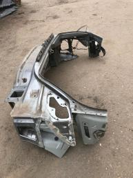 Панель задняя Mercedes W251 R