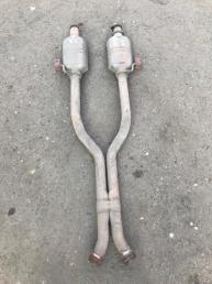 Средняя часть глушителя (резонатор) Mercedes W251 R 1644908101