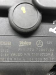 Моторчик печки Mercedes W251 R 1648350507