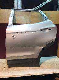 Дверь задняя левая Hyundai Santa Fe Classic 3