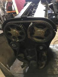 Двигатель Chevrolet Lacetti A15MF
