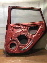 Дверь задняя правая Hyundai Solaris