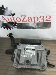 Блок управления двигателем Hyundai Solaris 39124-2B450