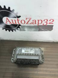 Блок управления двигателем Volkswagen Polo 5 03С906014B