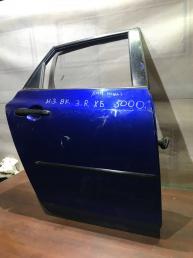Дверь задняя правая Mazda 3 BK