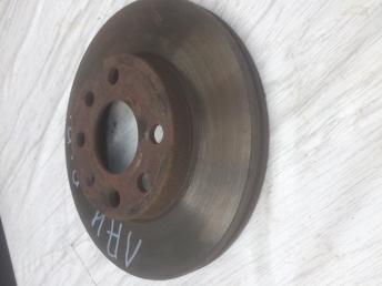Диск тормозной передний Chevrolet Lanos  96179110