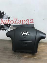 Подушка безопасности колен водителя Hyundai Sonata 5