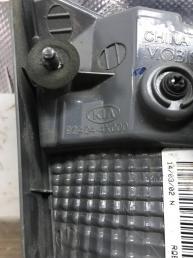 Фонарь задний правый внутренний Kia Rio 3 92404-4X000
