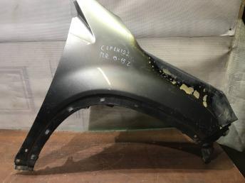 Крыло переднее правое Kia Sorento 2