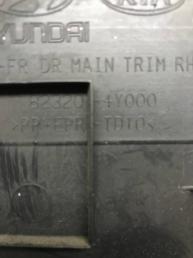 Обшивка двери передней правой Kia Rio 3 82320-4Y000