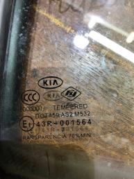 Форточка задней правой двери Kia Picanto 43R-001564