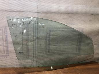 Стекло передней правой двери Kia Picanto 2