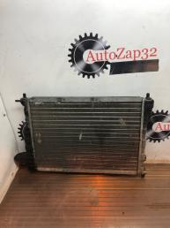 Радиатор охлаждения Daewoo Matiz
