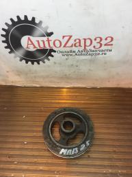 Шкив коленвала 2,5 Mazda MPV