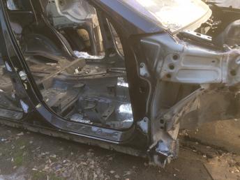 Порог правый Mercedes X164 GL