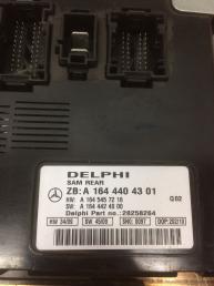 Блок управления SАМ Mercedes X164 GL  А1644404301 А1644404301