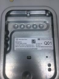Усилитель магнитолы Mercedes X164 GL   А2518703190 А2518703190