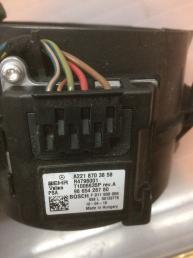 Резистор отопителя Mercedes X164 GL  А2218703858 А2218703858