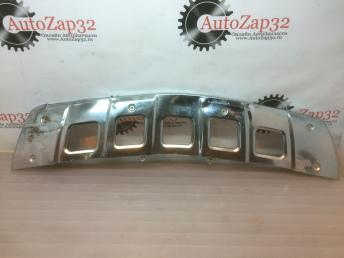 Накладка хром переднего бампера Mercedes X164 GL А1648852622 А1648852622