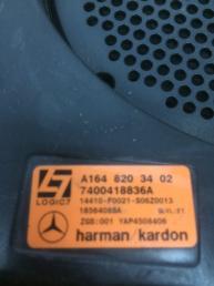 Сабвуфер Mercedes X164 GL  А1648203402 А1648203402