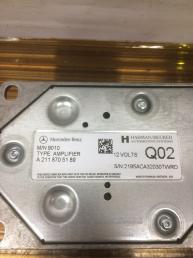 Усилитель магнитолы Mercedes X164 GL  А2118705189 А2118705189