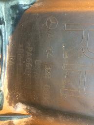 Защита Mercedes X164 GL  А1643280604 А1643280604