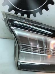 Фонарь задний левый внутренний Mazda 3 BL  BBN7-513G0
