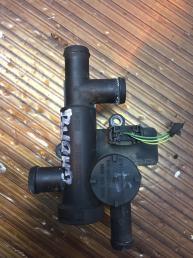 Клапан печки Mercedes W639 Vito Viano   А0028308584 А0028308584
