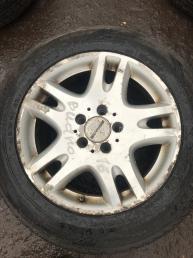 Диски литые R16 Mercedes W639 Vito Viano А2114013302 А2114013302