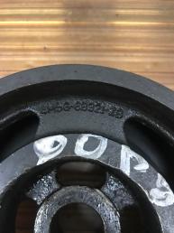 Шкив коленвала 1,6 Ford Focus
