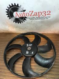 Крыльчатка вентилятора радиатора Kia Rio 3 252311R390
