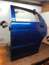 Дверь задняя левая Daewoo Matiz