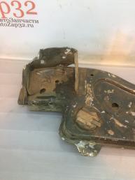 Передняя панель нижняя часть Мерседес X164 GL