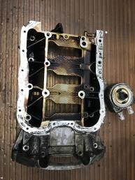 Поддон двигателя Hyundai NF