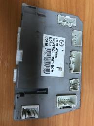 Блок управления комфортом Mazda 6 GG GR1N67560