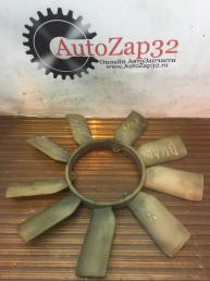Крыльчатка вентилятора Mercedes W639 Vito Viano A0002006323