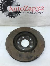 Диск тормозной передний Mazda RX 8