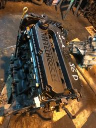 Двигатель Kia Spectra S6D