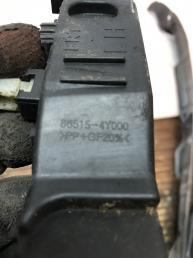 Кронштейн переднего бампера левый Kia Rio 3 86515-4Y000