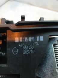 Ручка двери передняя правая Mercedes X164 GL 1647602034