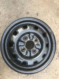 Колесный диск стальной Hyundai Matrix 5291017410